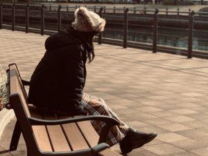 2月の寒いUSJにピッタリの上着
