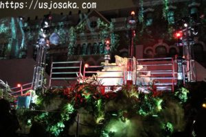 USJナイトパレードはクリスマスも開催?クリスタルの約束も観たいまとめ
