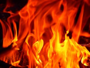 USJバックドラフトが熱いのはどれくらい?