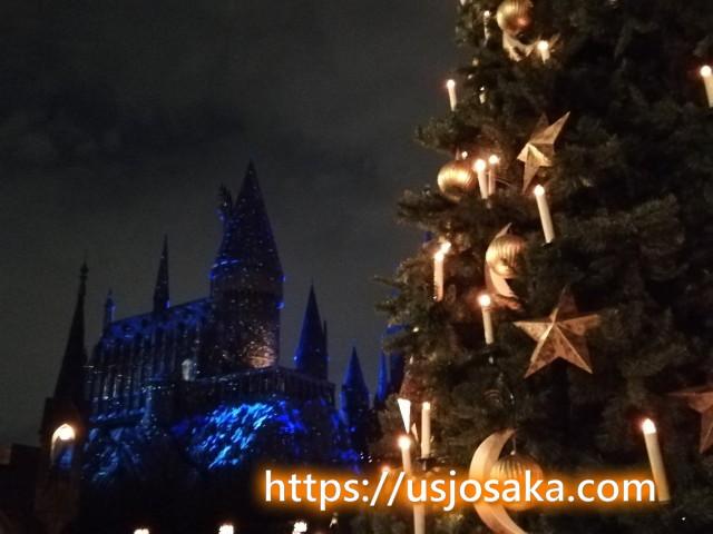 ユニバのクリスマス限定アトラクションはある?