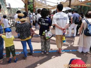 USJ夏の服装のポイント6月7月8月9月